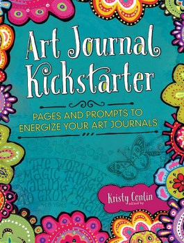 Art Journal Kickstarter Book
