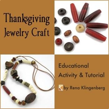 Thanksgiving Jewelry Craft