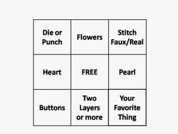 BIngo - Bottom Row Across