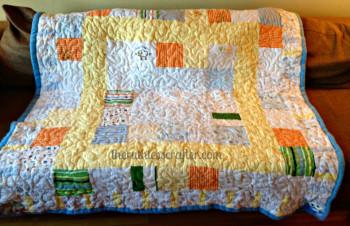 Babys Memory Blanket