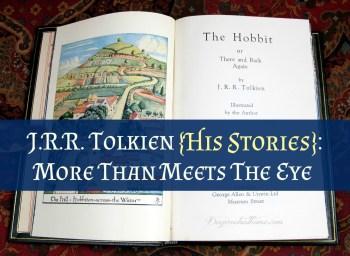 JRR Tolkien & His Stories