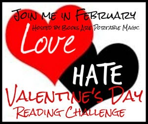 Love Hate Valentines Reading Challenge