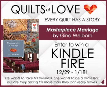 Masterpiece Marriage Kindle Fire Giveaway