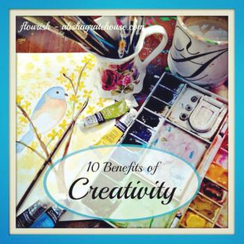 10 Benefits Of Creativity