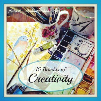 10 Benefits Of Creativity