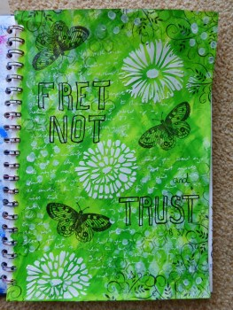 Fret Not & Trust