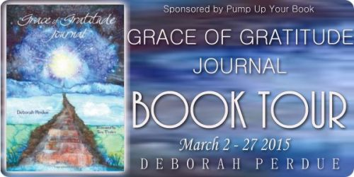 Grace Of Gratitude Journal Book Tour