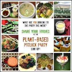 Urban Natural Plant Based Potluck Party
