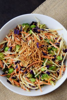 Asian-Peanut-Ginger-Salad