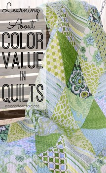 Color Value In Quilts