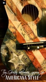 Guitar Makeover