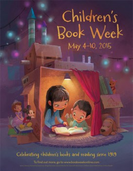 Childrens Book Week 2015 Poster