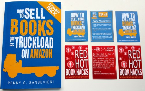 How To Sell Books By The Truckload On Amazon with Cards