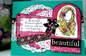 Beautiful Guest Designer Card - Feature Photo