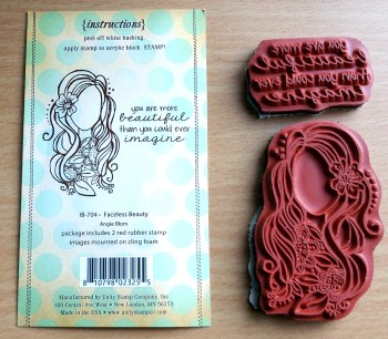 Faceless Beauty - Unity Stamp Company