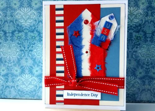 IIndependence Day Card