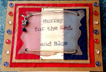 Hurrah For The Red White & Blue 3