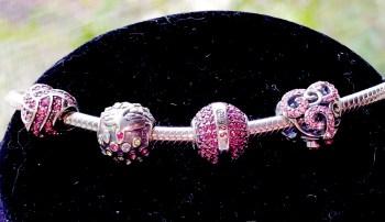 Soufeel Charm Bracelet - Close Up 1