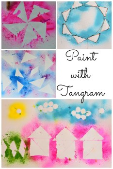 Paint With Tangram
