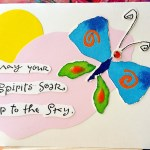 May Your Spirits Soar Card