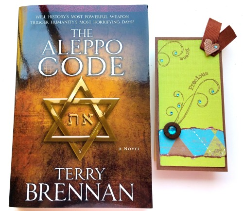 Book & Bookmark - Flip Left