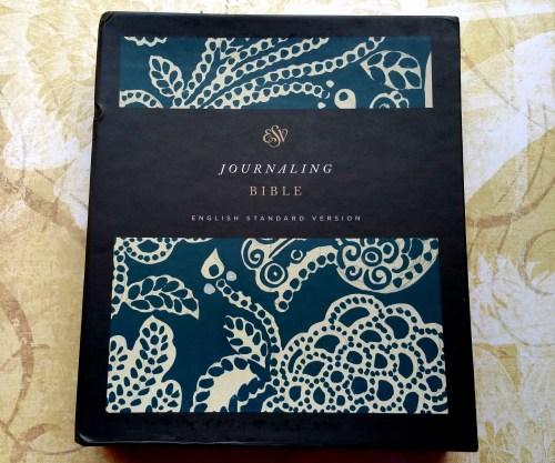 ESV Journaling Bible 1