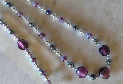 Ramona's Alli Flair Bracelet and Necklace