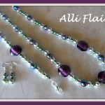 Unique Jewelry Set Giveaway by Alli Flair
