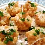Three Cheese Mini Macoroni Cups