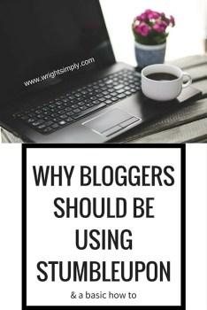 Why bloggers should use StumbleUpon