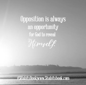 5 Habits Opposition Quote