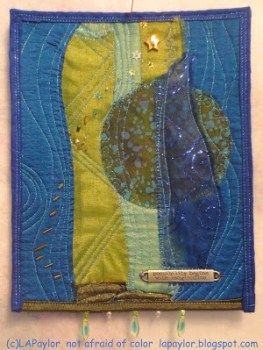 Blue Grotto Quilt