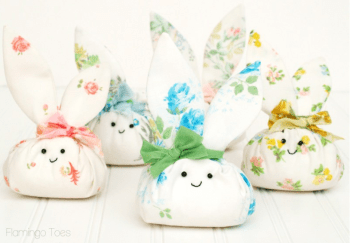 Roly Poly Easter Bunnies