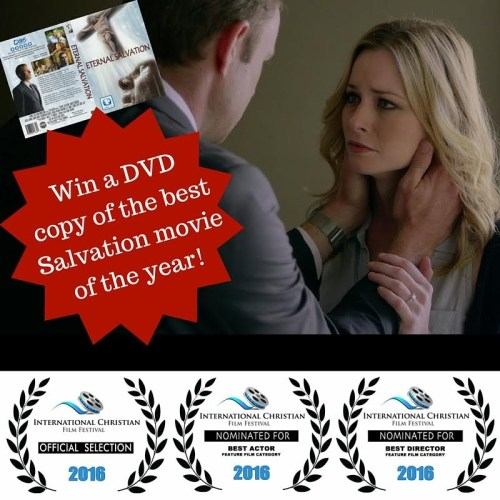 Win A Copy Of The  Eternal Salvation Movie