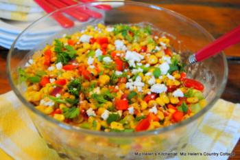 El Rancho Corn Salad