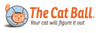 Cat Ball Logo