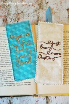 Embroidered-Bookmarks