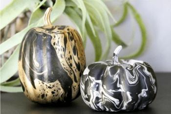 marbelized-pumpkins
