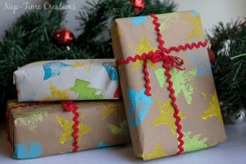 diy-felt-stamps-and-homemade-christmas-wrapping-paper