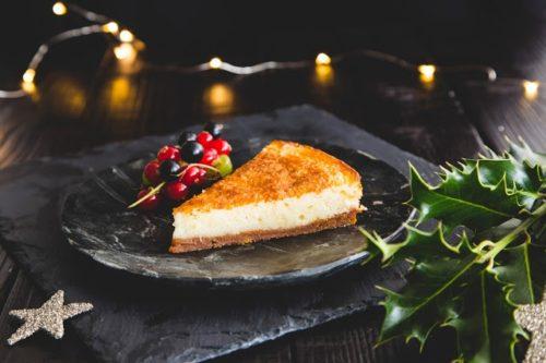 baked-eggnog-cheesecake