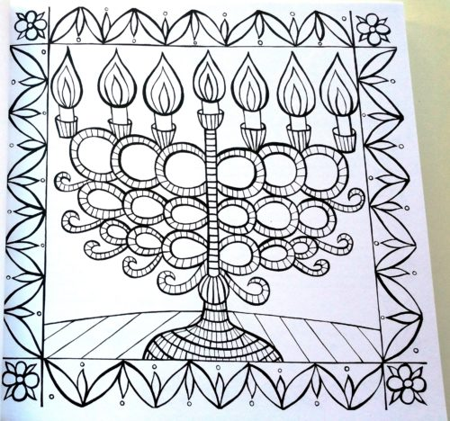 Shine On Illustration