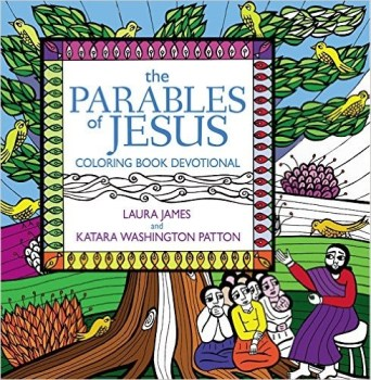The Parables Of Jesus Coloring Book Devotional