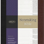 NKJV Notetaking Bible