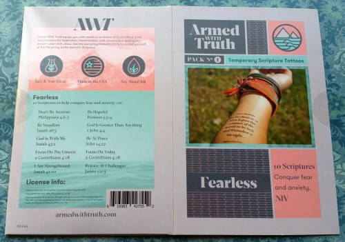 Armed With Truth - Fearless L