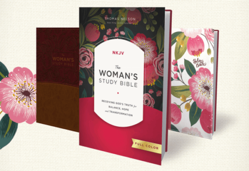 NKJV Womans Study Bible - 3 Editions