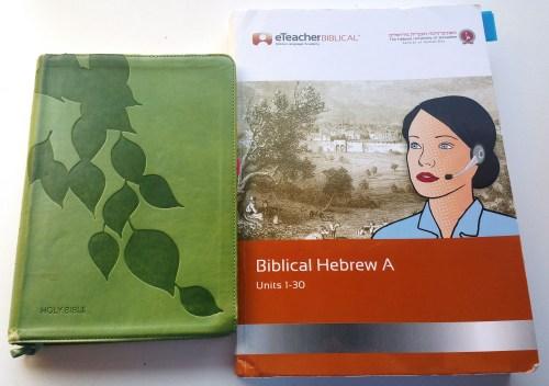 Biblical Hebrew Class