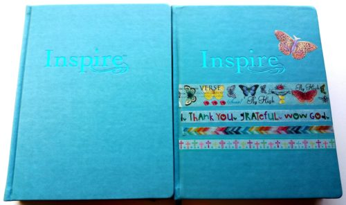 Inspire Bible Washi Cover 2