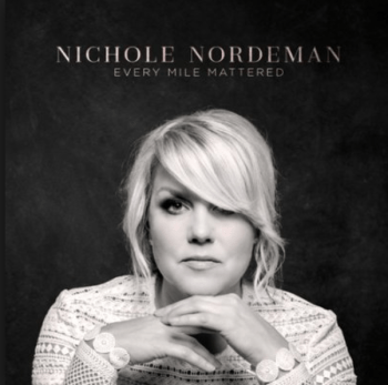 Image result for every mile mattered nichole nordstrom album art