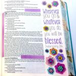 Inspire Bible Page - Deut 28