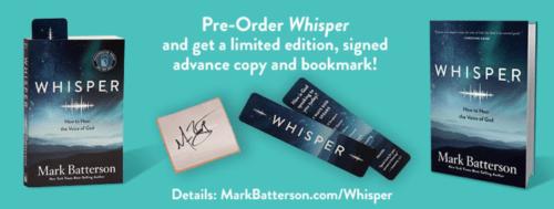 Whisper Preorder